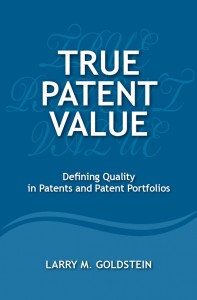 Book on Patent Value
