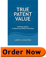 Order True Patent Value Now